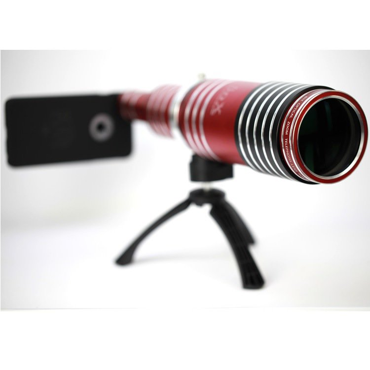 80x Optical Zoom Telescope telephoto Lens For S4 Note 3 4 iphone 5s 6 ipad 4 air Free Shipping