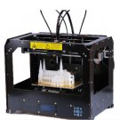 3D Plastic Printing DIY Desktop Printer High Precision Metal Frame Machine