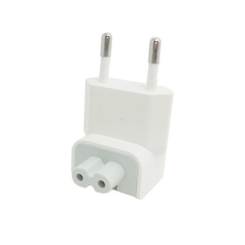 2 * AC EU Europe Plug Tip Charger Power Supply Adapter for Apple iPad MacBook