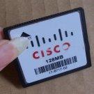 100 pcs x 128MB Cisco CompactFlash Compact Flash Standard CF Memory Card