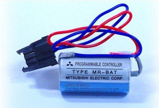 New MR-BAT A6-BAT ER17330V Battery Size 2/3A 3.6V for Mitsubishi