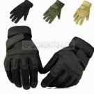 MILITARY POLICE SWAT TACTICAL COMBAT ASSAULT FULL FINGER SHOOTING GLOVES