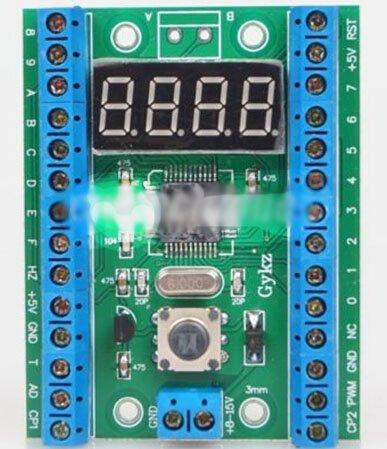 Programmable Logic Controller PLC Module Iindustrial Control Panels PWM