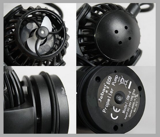 Jebao RW-15 Programmable Wavemaker WP-40 15,000L PH Make Water Wave Maker