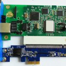 TE110E 1 Port E1 T1 PCI-E Card Support Elastix IPPBX VoIP Open Souce Card