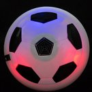INDOOR Rebound Bumper protects Floating Playing Flashing LED Foot Ball Football