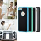 Newest Anti Gravity Nano Selfie Magical Cover Suction Case For iPhone 6/6S Plus