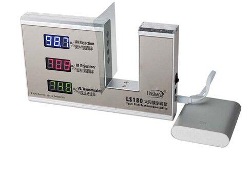 Solar Film Transmission Measure UV IR Meter Window film transmission tester