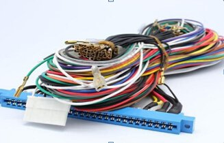 NEW Standard 2*28 pin Jamma Harness for Arcade Loom ... on