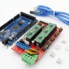Arduino Shield 3D Printer Kit RAMPS 1.4 Mega 2560 A4988 Motor Extruder RepRap