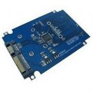 SATA to PATA mini PCI-e PCIE 2.5 Inch Adapter Housing SSD IDE Converter