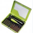 53 in 1 Multi Bit Precision Torx Screwdriver Tweezer Phone Repair Tool Set Kits
