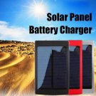 Hot 50000 mAh Dual USB Solar Panel Power Bank Battery Charger for Cell Phone