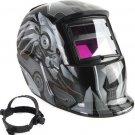 New Solar Auto Darkening Welding Helmet MIG Weld Welder Lens Grinding Mask