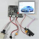 VGA AV Reversing Controller Board 5.6inch INNOLUX AT056TN53 LCD Screen 640x480