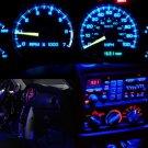 Full LED conversion Kit Vehicle Motor Car Dash Commodore VR BLUE Color LED