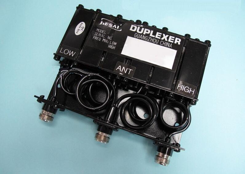 MINI 20W 20 W UHF RF Power 6 CAVITY  Isolation DUPLEXER FOR RADIO TONE REPEATER