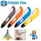 3D Printing Doodle Drawing Pen Crafting Modeling PLA Filament Arts Printer Tool