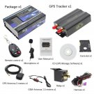 GPS SMS GPRS Vehicle Motor Car Truck Auto Tracking Device System GPS Tracker