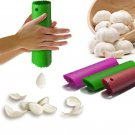 Useful Kitchen Tools Magic Silicone Garlic Peeler Peel Easy to use Random Color