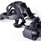 Gen1eXact BE-55 1X24 Night Vision IR Goggle Monocular Hand Free Head Mount Kit