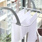 Multi Function Folding Clothes Rack Drying Laundry Hanger Dryer Indoor Outdoor