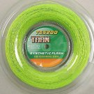 STO New Fiber 1.30mm 200m Flash Green Tennis Set String Crystal Reel