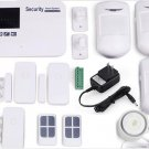 Wireless GSM Alarm Home House Safe Security System IOS Android APP Controlled