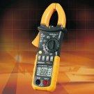 New PEAKMETER MS2008B Digital Clamp Meter Current Voltage Resistance Cap Tester