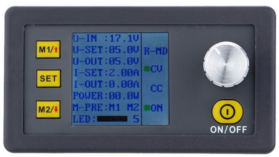 Digital Programmer Program Control Step Self Regulated Power Supply Module 32V 5A