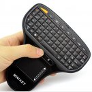 New Mini 2.4G Wireless Portable Small Palm Sized Keyboard & Mouse Combo Black
