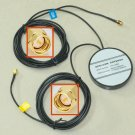 New SMA male GPS GSM Combined Antenna RG174 Magnetic base Car Navigation Aerial
