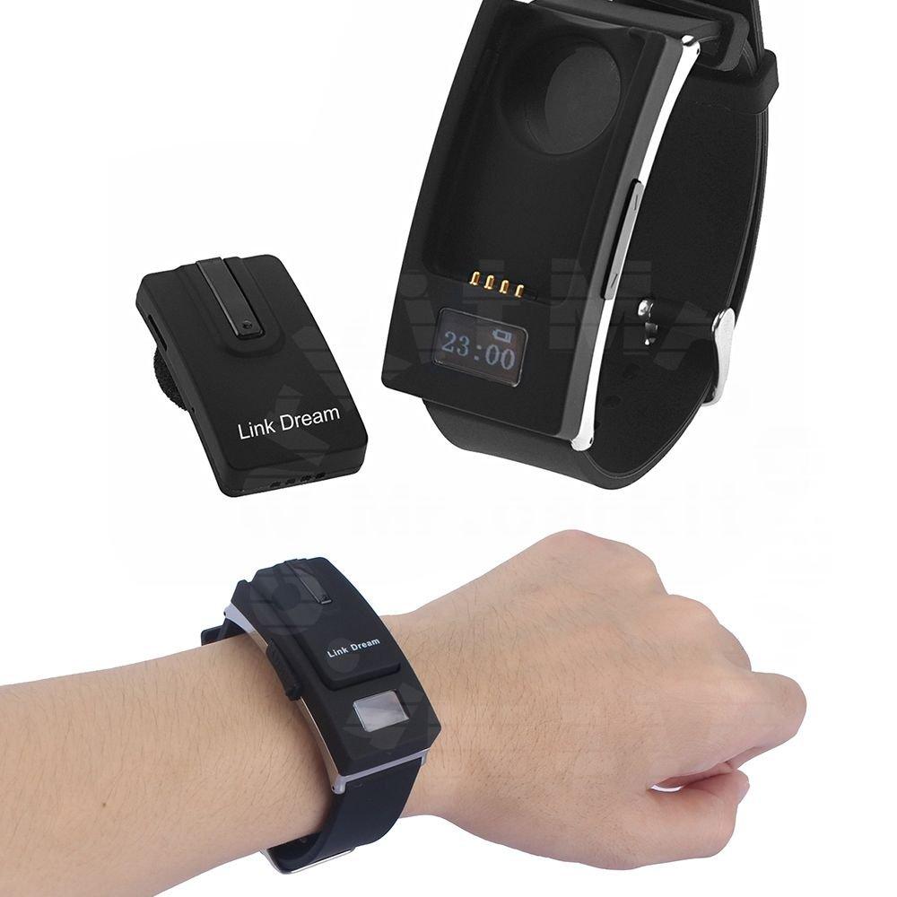Digital Call Reminder Smart Watch Watches Detachable V3.0 Bluetooth Earphone Handfree