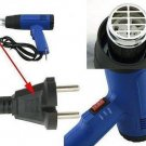 Heat Gun Hot Air Dual Temperature 4 Nozzles Power Tool 1500 W Heater Temp Gun