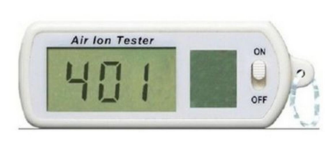 Good Air Ion Tester Meter Mini Counter test negative -ve +ve positive Ions Anion