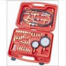 41 PC Fuel Injection Pressure Test System Kit Set Compression Motor Car Tools