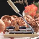 New Mechanical Sheller Walnut Nut Shell Crack Cracker Fast Opener Kitchen Tools