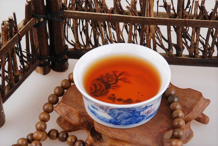 500g Black Tea Chinese Top Lapsang Souchong Wuyi Red Tea lowering blood pressure