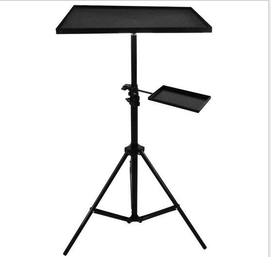 NEW Functional Laptop Projector w/ Mouse Panel Tripod Mounts & Stands Holder