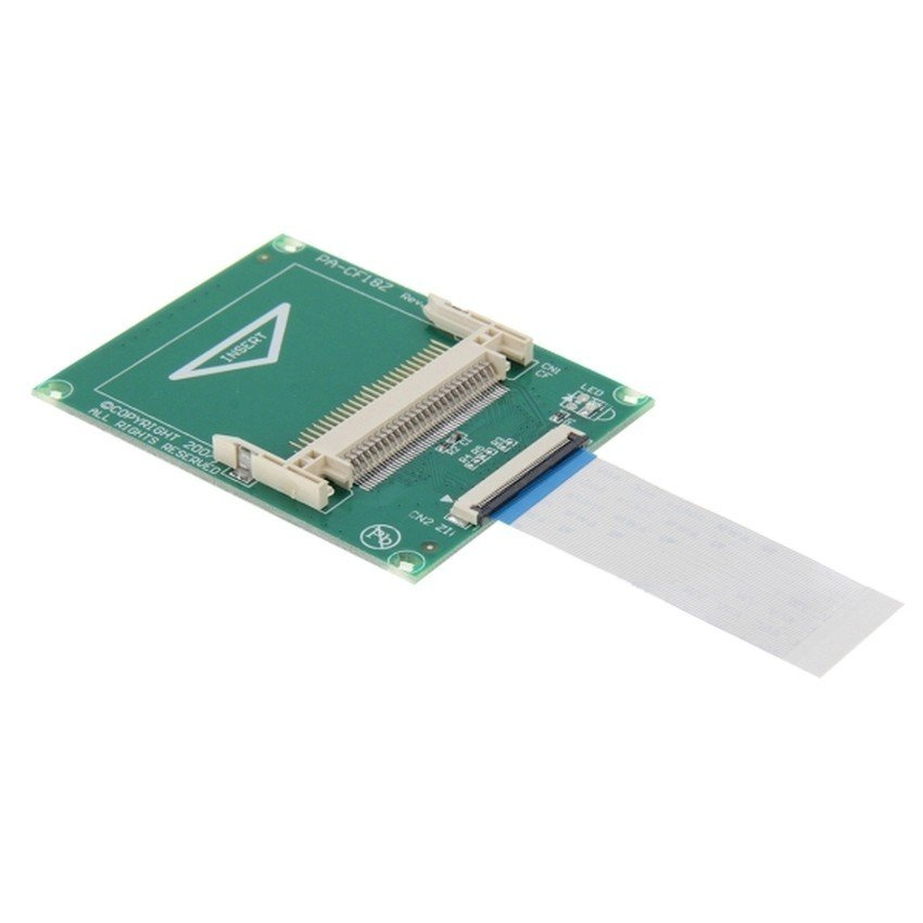CF Card to 1.8 inch CE ZIF PATA Converter Board Cable Adapter Card