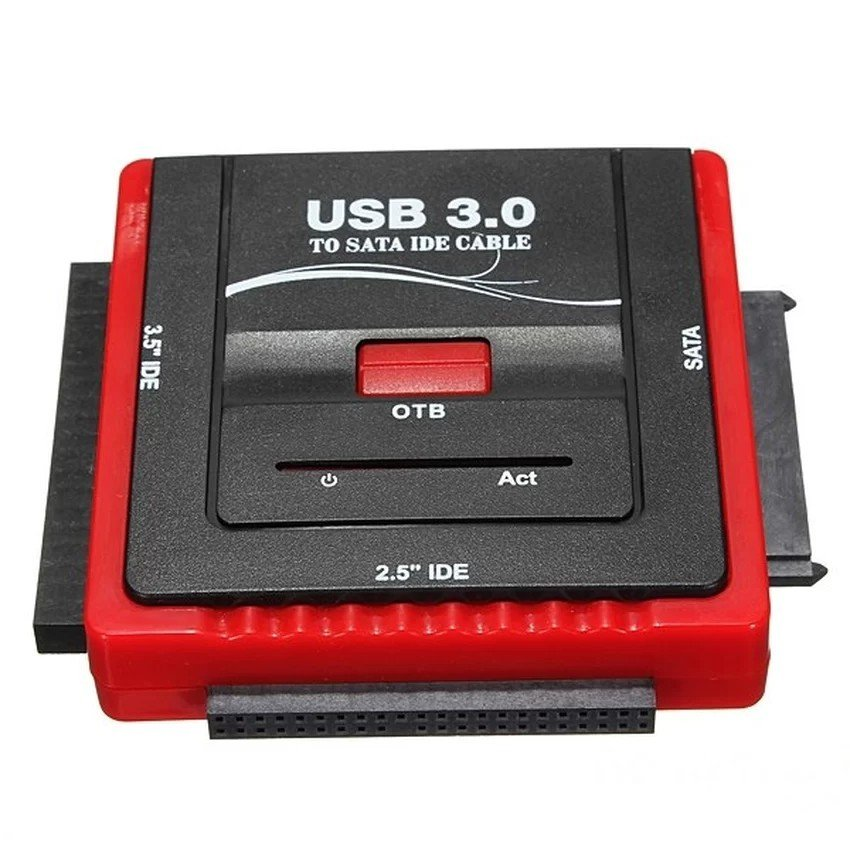 USB 3.0 USB 3 To SATA IDE Converter Adapter For CDRom CD-ROM DVD-ROM DVD-RW