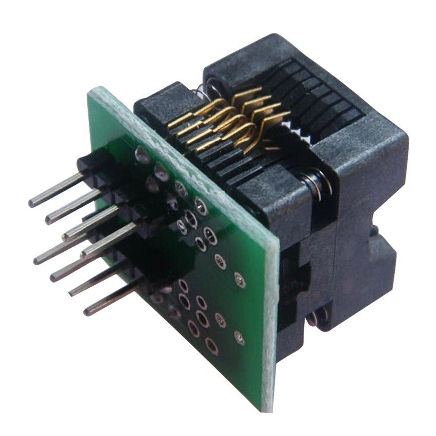 SOIC 8 SOP 8 To DIP 8 Socket Converter Module Programmer Programming Adapter