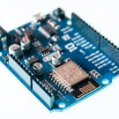 ESP8266 ESP-12E Wi-Fi Development Board Module Usable with Arduino IDE w/ Built-in CH340G Driver IC