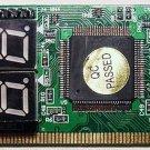 Mini PCI E Mini MiniPCI Debug Hardware CPU Mainboard Error Diagnostic Post Code Card