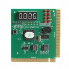 4 Digit LED Display PC Analyzer Diagnostic Card Motherboard Post Tester