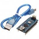 MINI USB Nano V3.0 ATmega328P CH340G 5V16M Micro-controller board For Arduino GB