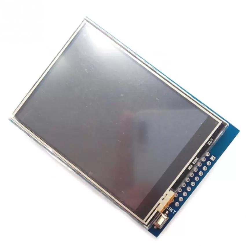 New UNO R3 2.8 TFT Touch Screen with TF Card Socket for Arduino Board Module
