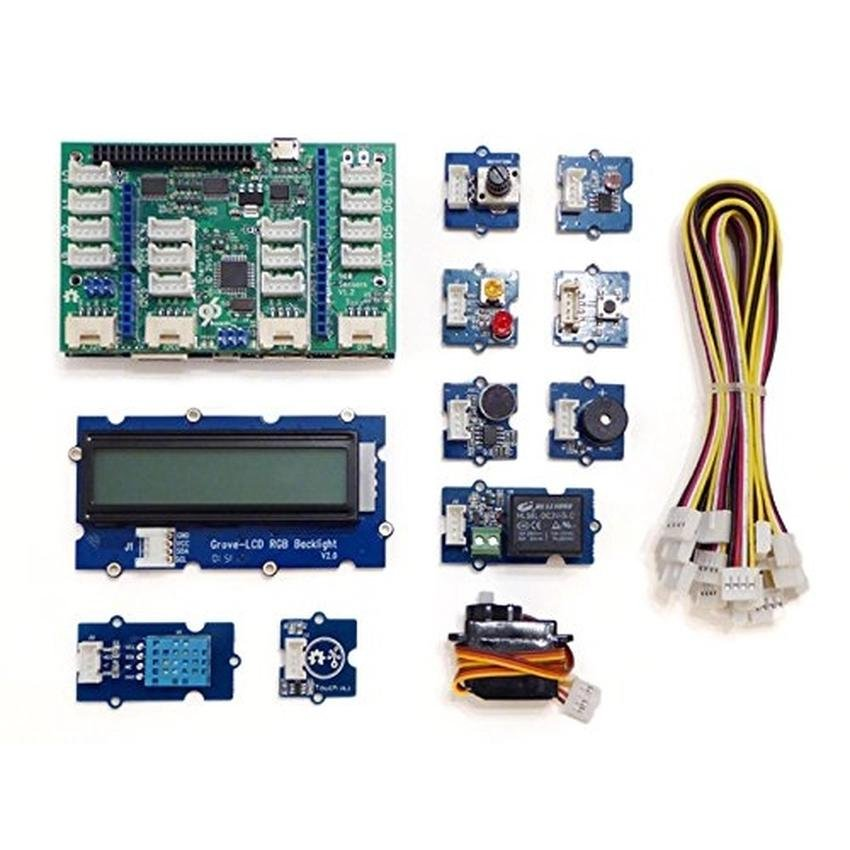 Grove Starter Kit for 96 Boards Arduino Compatible Sensors