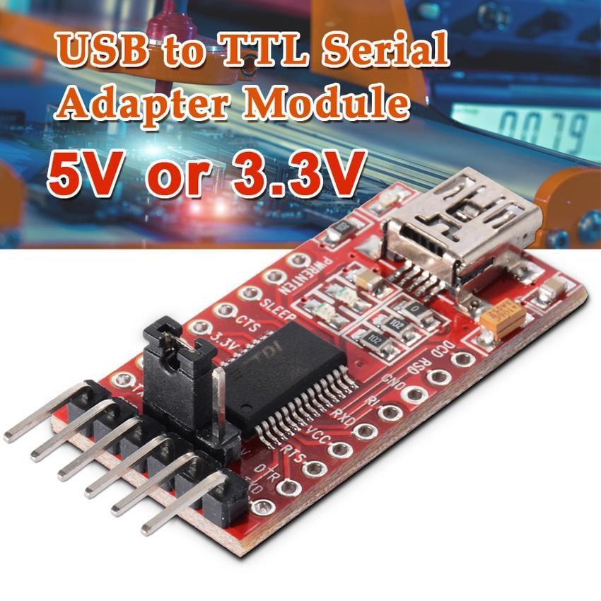 Ft rl v ftdi usb to ttl serial adapter