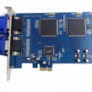 16 CH PCIE PCI-E CCTV Camera Video Capture 16CH PCIE DVR Card Support 64 Bit